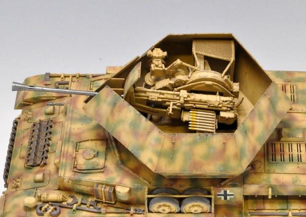 4号対空戦車 オストヴィント (4号戦車G型車体) (安田征策)の画像