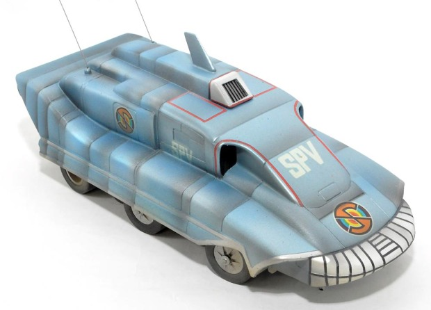 追跡戦闘車 SPV (2G) ~ S.P.V. Spectrum Pursuit Vehicle (2G)の画像